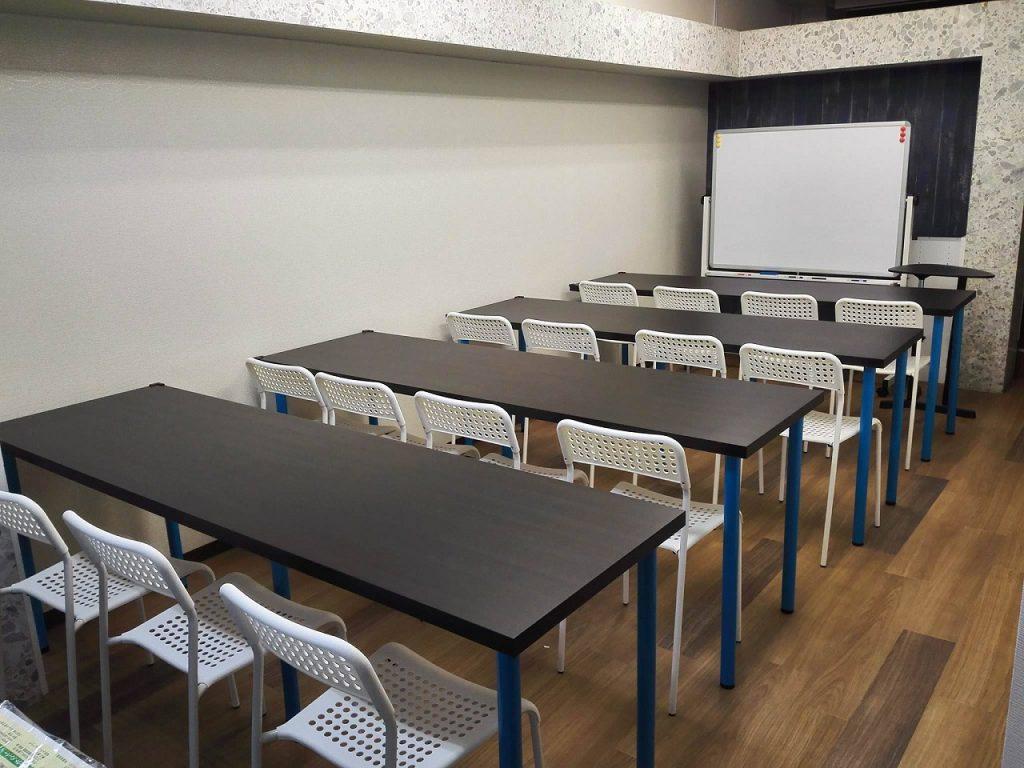 横浜市青葉区たまプラーザ 貸し教室 セミナールーム