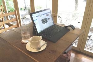 横浜市青葉区 たまプラーザ 3丁目カフェ